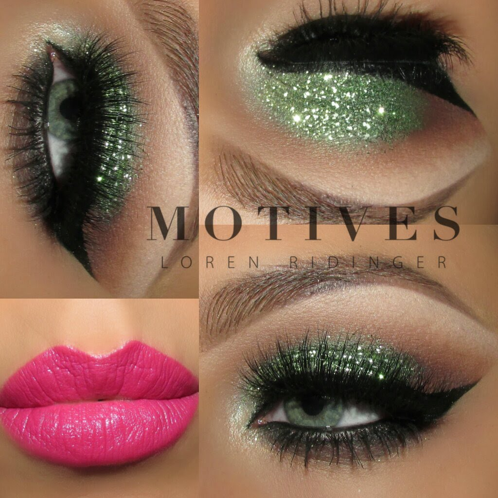 eye lip motives
