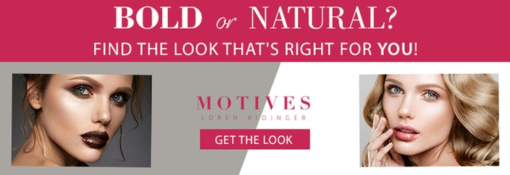 Get the look from Motives tutorials